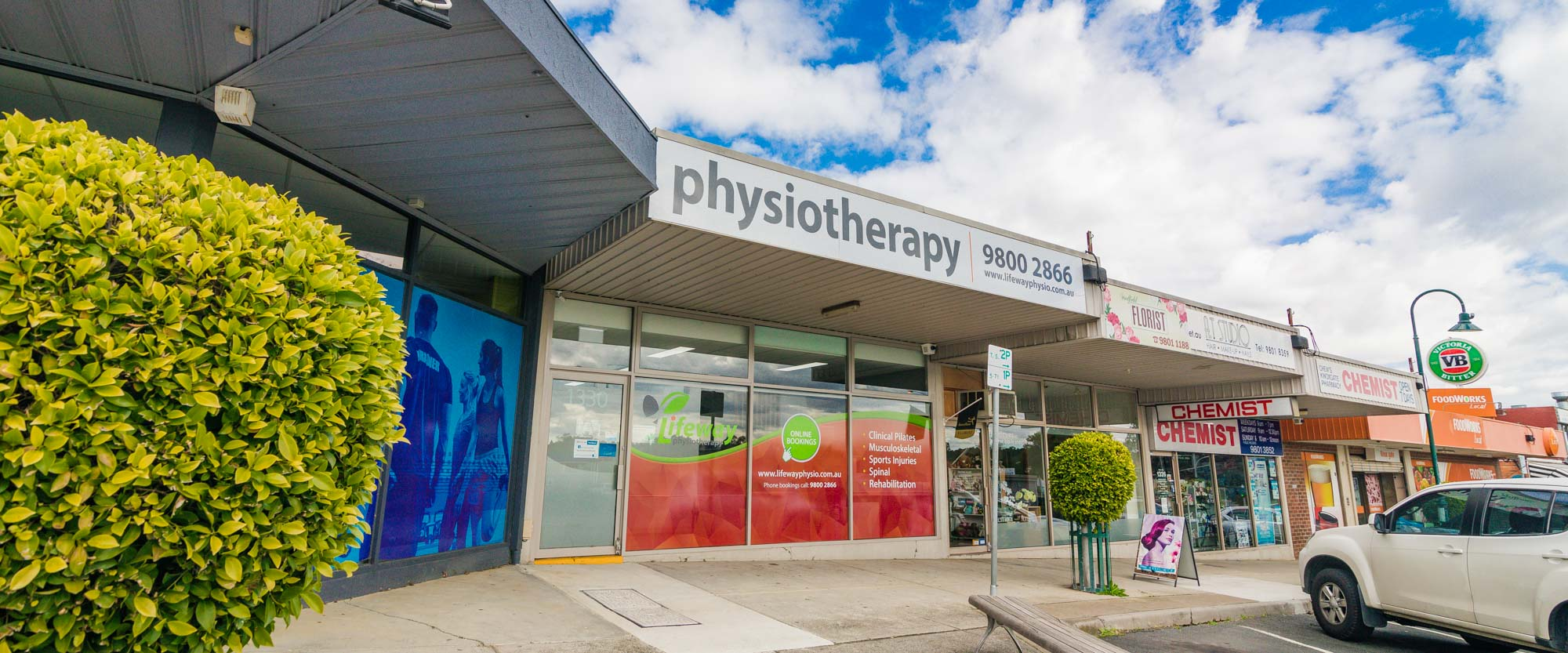 Physiotherapist Wantirna South